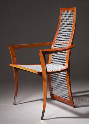 Serpentine Chair
